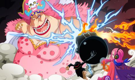 """Big Mom lập kỷ lục """"bà mẹ có ca sinh nhiều con nhất thế giới One Piece""""!"""