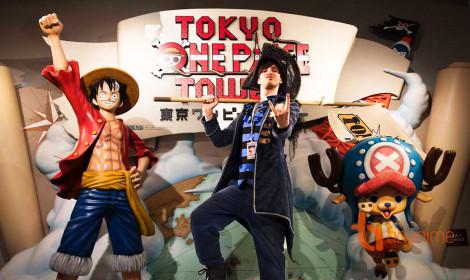Cùng tham quan công viên giải trí One Piece độc nhất tại Nhật Bản