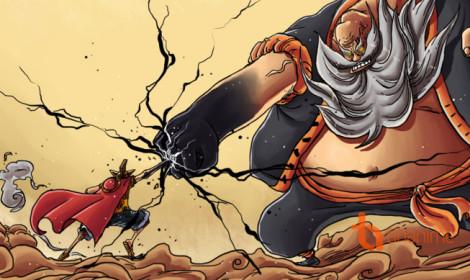 Chinjao Mũi Khoan - Ông nội thù dai nhất One Piece!