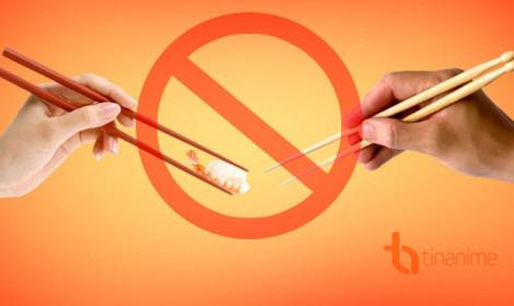 Nếu bạn nghĩ đã biết cách dùng đũa trong văn hóa Nhật thì nhầm to rồi!