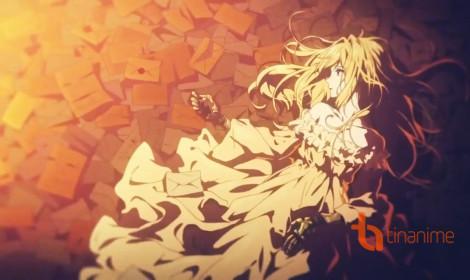 Violet Evergarden - Anime chịu chơi nhất năm 2018