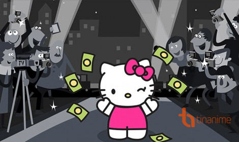 Hello Kitty: Chuyện nàng mèo hồng nhan bạc... triệu