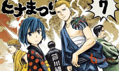 """Hinamatsuri - Siêu linh lực nhí có """"bố"""" làm yakuza"""