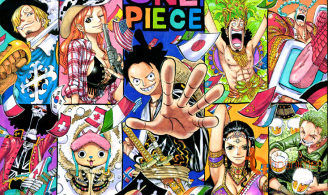 Tuyệt vời thế giới One Piece! (Phần 1)