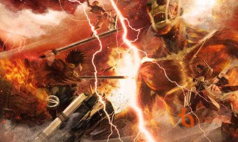 Titan (Phần 1) - Những kẻ phản diện khỏa thân của loài người!