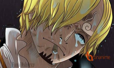 """Tác giả One Piece nhầm lẫn, Sanji suýt """"ngồi tù bóc lịch""""!"""