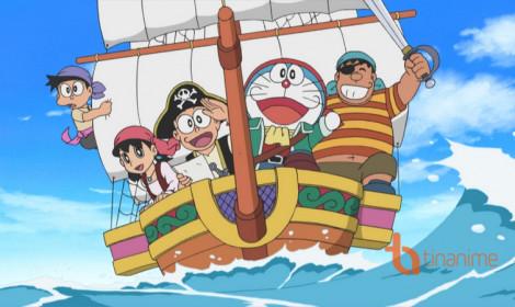 Movie Doraemon 2018 - Giấc mơ trên đại dương xanh thẳm