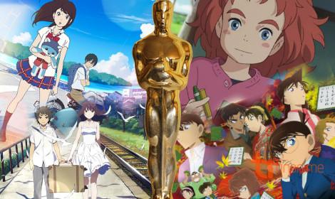 Top 5 Anime được đề cử giải Oscar Nhật Bản lần thứ 41 - Bất ngờ với bộ phim thứ 3