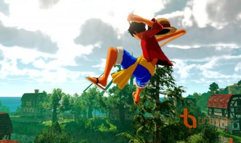 One Piece: World Seeker - Game mới hé lộ loạt ảnh hoành tráng!