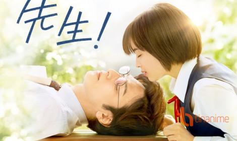 """Live - action """"Thầy ơi! Em yêu anh"""" sẽ được công chiếu tại Việt Nam!"""