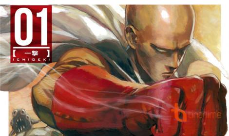 Dự án mới của họa sĩ One Punch Man