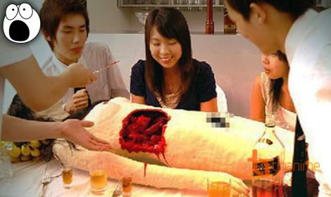 """Top 6 Những nhà hàng """"kinh dị"""" nhất thế giới tại Nhật Bản"""