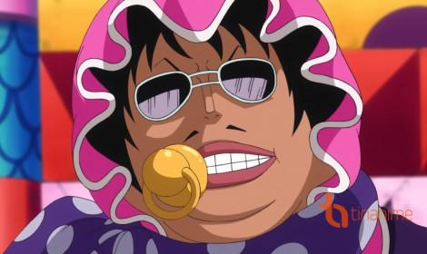 Senor Pink - Kẻ ăn Trái Ác Quỷ duy nhất có khả năng bơi!