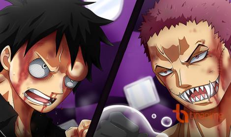 [Spoiler] One Piece chương 896 - Trận đấu đã kết thúc, phần thắng... chẳng thuộc về ai!