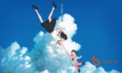 Mirai no Mirai - Em gái đến từ tương lai
