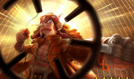 Usopp là người yếu nhất băng Mũ Rơm?