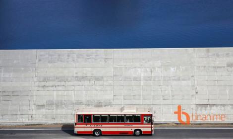 """Người dân Nhật Bản và """"bức tường chống Titan""""!"""
