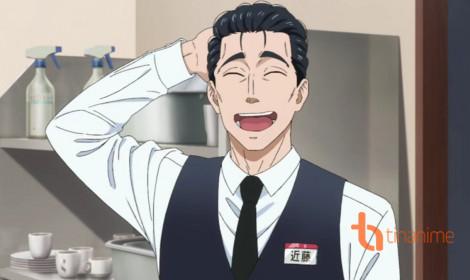 Top 10 nhân vật nam tuần 8 anime mùa Đông 2018 - Ông chú 45 tuổi 1 bước lên nam thần!