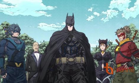 Batman Ninja - Batman lạc vào thời Chiến Quốc