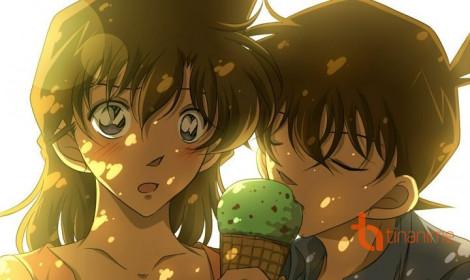 [Artwork] Ran và Shinichi - Hơn 20 năm chờ đợi!