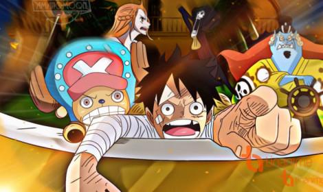 [Spoiler] One Piece Chapter 901 - Mệnh lệnh của thuyền trưởng!