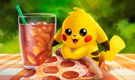"""Bộ ảnh Pokémon dễ thương """"đỡ không nổi"""""""