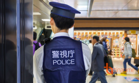 """Cảnh sát Nhật Bản sắp phải """"thất nghiệp"""" vì tỉ lệ tội phạm giảm xuống mức kỷ lục???"""