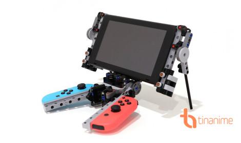 Sự kết hợp tuyệt vời của Nintendo Switch và LEGO
