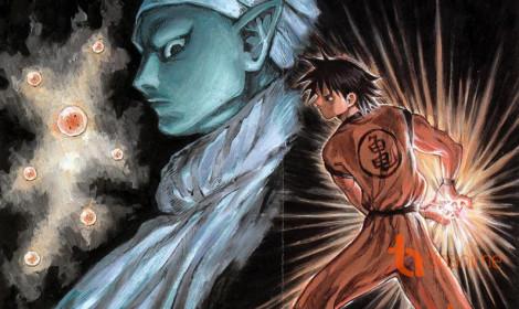 Dragon Ball dưới nét vẽ của các mangaka nổi tiếng khác!