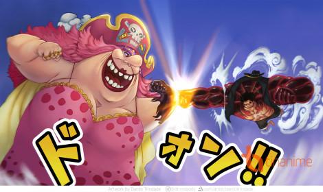 [Spoiler] One Piece chap 902 - Arc Đảo Bánh đã tới hồi kết!