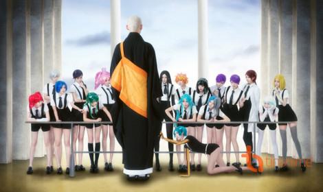Bộ ảnh cosplay Houseki no Kuni vô cùng vi diệu!