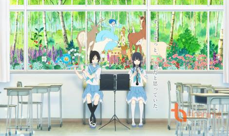 Movie Liz to Aoitori - Câu chuyện của đôi bạn thân trong Sound! Euphonium