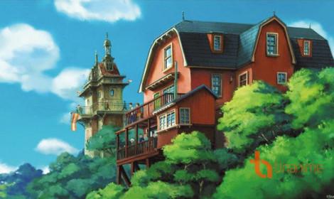 Công viên Ghibli - Nơi những tuyệt phẩm được tái hiện lại!