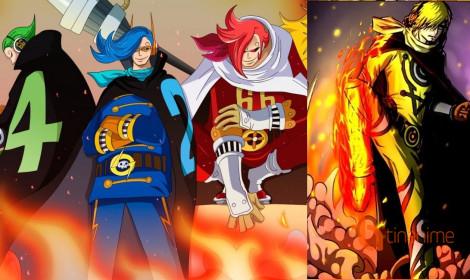 Bộ áo giáp bá đạo của anh em nhà Sanji!