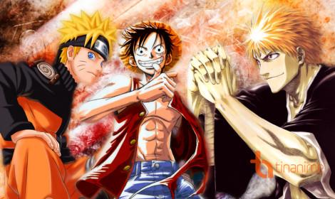 Sau khi Naruto kết thúc, Tam Vương Shounen hiện nay đã có sự thay đổi!