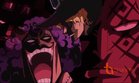 [Spoiler] One Piece chap 904 - Lưc lượng Quân Cách Mạng lộ diện, chuẩn bị đối đầu Thiên Long Nhân!