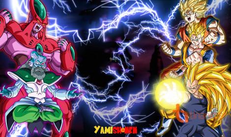 Dragon Ball Heroes ra mắt anime mới toanh!