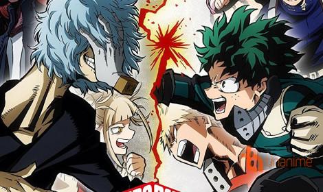 Lộ diện hai nhân vật mới trong Boku no Hero Academia