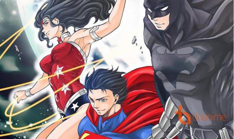 Batman & the Justice League! - Người Dơi và Liên Minh Công Lý!