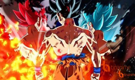 Movie Dragon Ball Super trình làng nhân vật mới!
