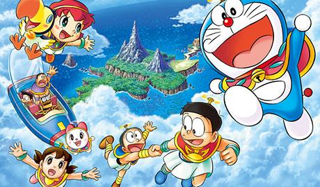 Hòn Đảo Kì Tích Của Nobita