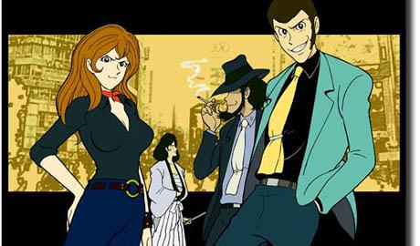 Lupin III - Season 1
