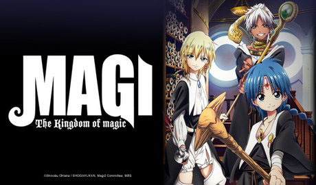 Magi - The Kingdom of Magic 2
