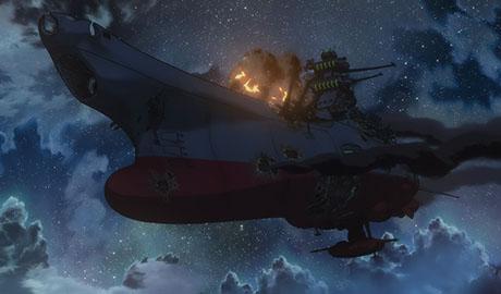 Tàu Chiến Không Gian Yamato 2199