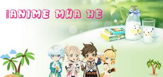Anime mùa hè 2016