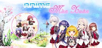 Anime mùa xuân 2016