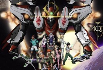 Gekijouban Aquarion - Ippatsu Gyakuten Hen