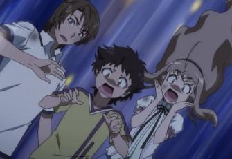 Time Travel Shoujo: Mari Waka to 8-nin no Kagakusha-tachi Tập 12 - Nhà khoa học vĩ đại