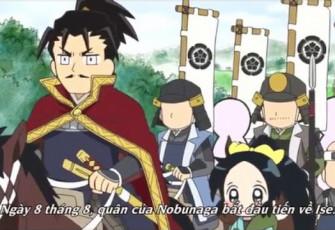 Nobunaga no Shinobi Tập 33 - Kẻ ghét Ninja cay đắng và người kiếm sĩ tài ba