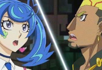 Yu-Gi-Oh! VRAINS Tập 3 - Lần đầu tiếp xúc